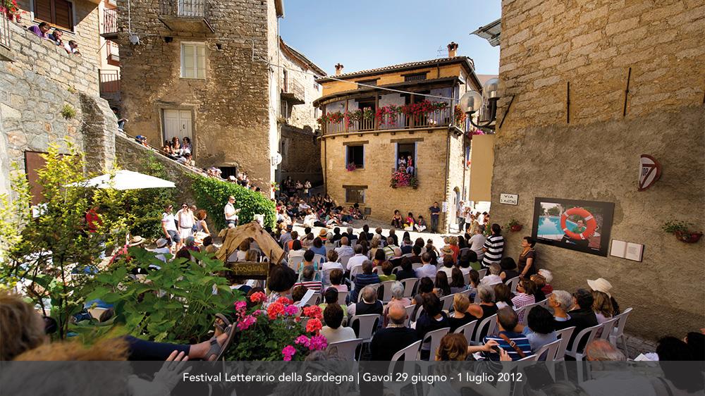 """IX edizione del """"Festival Letterario della Sardegna"""", dal 29 giugno al 1 luglio 2012, Gavoi (NU)"""