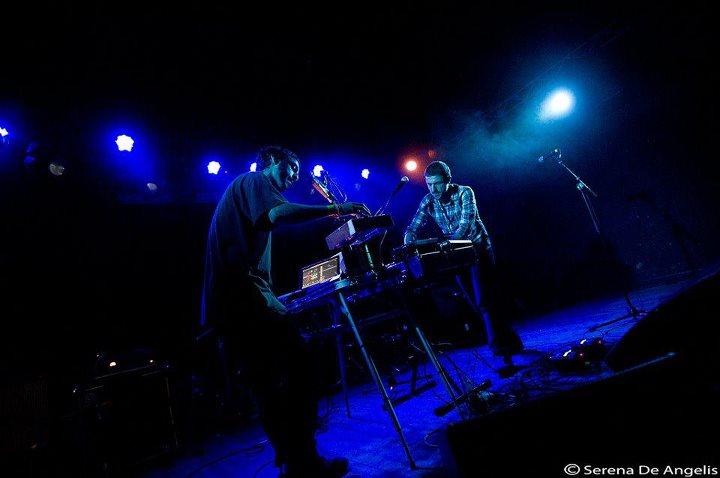 """Gli Everybody Tesla alla XVI edizione de """"Ypsigrock Festival 2012"""", 12 agosto, Castelbuono"""