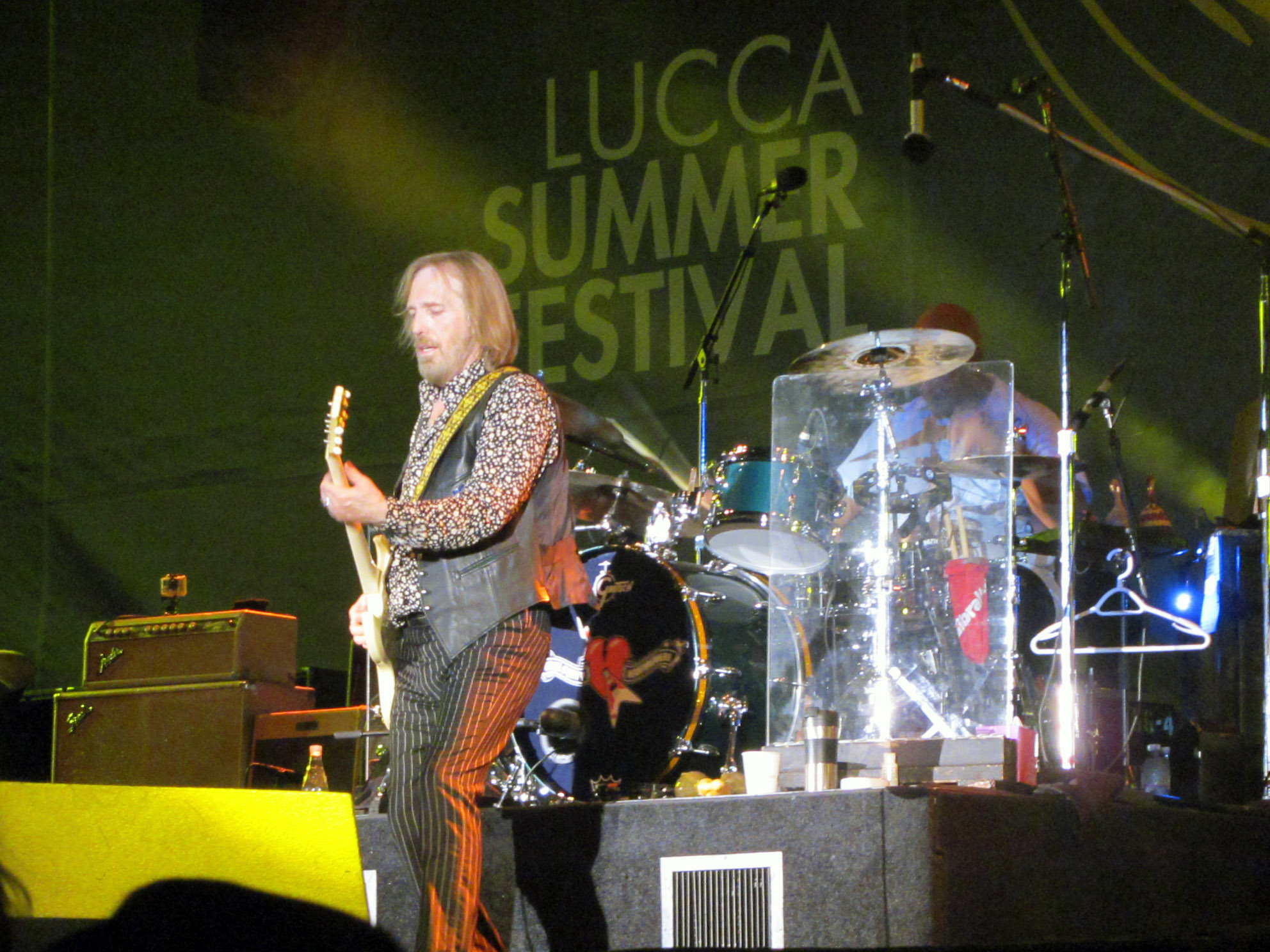 Resoconto del concerto di Tom Petty and The Heartbreakers del 29 giugno a Lucca