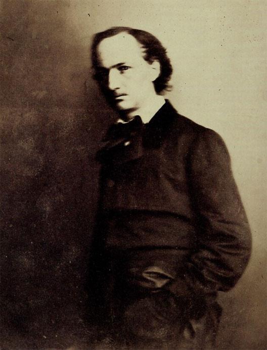 31 agosto 1867 moriva il poeta della malinconia Charles Baudelaire