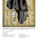 """""""Back Home"""", mostra di Gian Paolo e Marcello Tomasi, dal 4 al 7 ottobre 2012"""