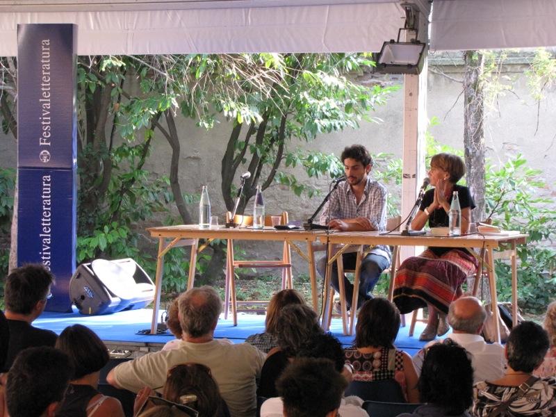 """Resoconto del """"Festival di Letteratura di Mantova"""", dal 5 al 9 settembre 2012"""