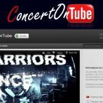 """""""ConcertOnTube"""" il canale di YouTube dedicato alla musica live"""