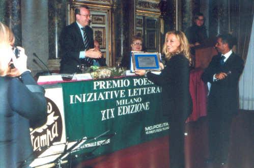 Riflessioni  sulla poetica di Ninnj Di Stefano Busà – articolo di Davide Rondoni