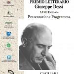 """XXVII Edizione del Premio Letterario """"Giuseppe Dessì"""" – programma completo"""