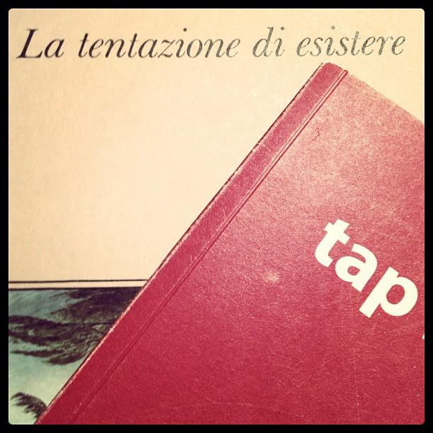 """Presentazione di """"tap roul"""" di Mario Pischedda, 10 novembre 2012, Interno 24, Cagliari"""