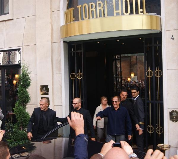 """Impressioni veronesi sul """"Rock Economy"""" di Adriano Celentano"""