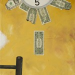 """Inaugurazione esposizione di pittura """"En to Pan"""" di Alessio Pistilli, dal 20 ottobre al 7 dicembre 2012, Cisterna di Latina"""