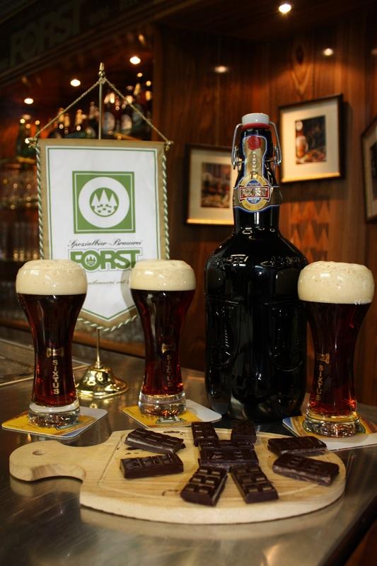 Birra Forst al Salone del Gusto di Torino, dal 25 al 29 ottobre 2012