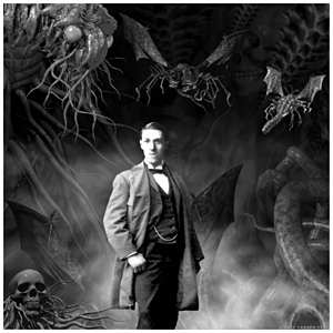 """""""Halloween in a Suburb"""", poesia di H.P. Lovecraft"""