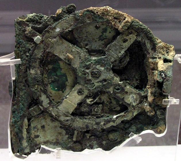 Oggetti moderni in tempi antichi: La Macchina di Anticitera