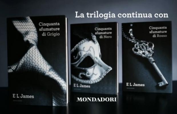 Cinquanta sfumature di grigio, nero e rosso: trilogia di E.L. James – recensione di Benedetta De Bonis