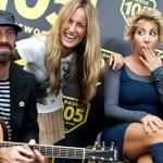 """Premio Cuffie d'Oro per """"Tutto Esaurito"""", programma radiofonico di Radio 105, 11 ottobre 2012"""