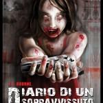 """In uscita """"Diario di un sopravvissuto agli Zombie"""", romanzo horror di J.L.Bourne"""