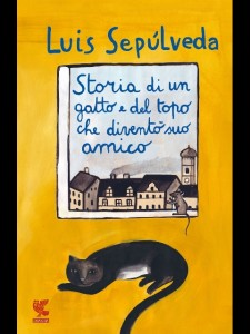 Storia di un gatto e del topo che diventò suo amico