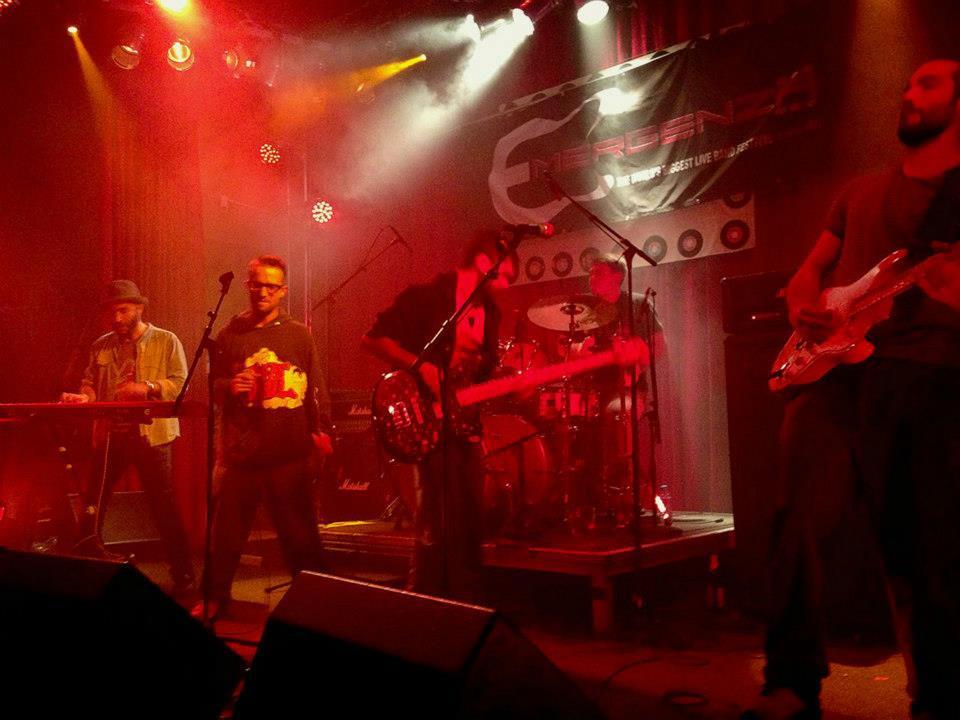 Emergenza contest: resoconto del concerto dei The Hoo al Lido di Berlino