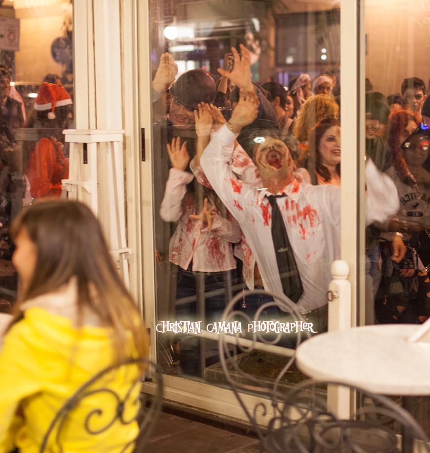 Resoconto della Terza Zombie Walk di Cagliari – intervista agli zombie