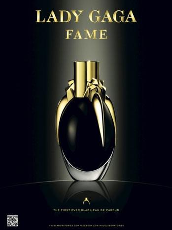 Lady Gaga Fame: il profumo della cantante trasformista