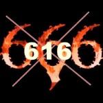 616 o 666: qual è il vero numero della bestia?