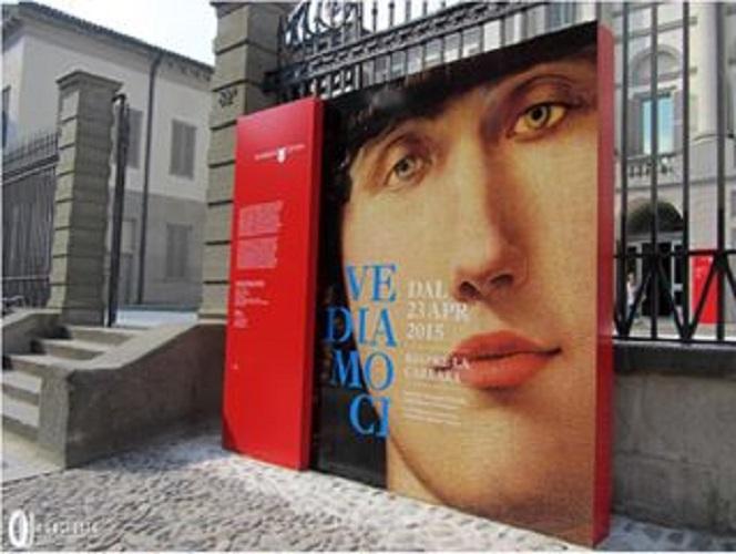 L'Accademia Carrara di Bergamo ha riaperto le porte al pubblico dopo sei anni di restauri