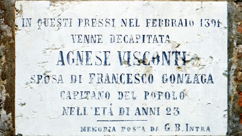 Le métier de la critique: Agnese Visconti, la tragica storia della Signora di Mantova