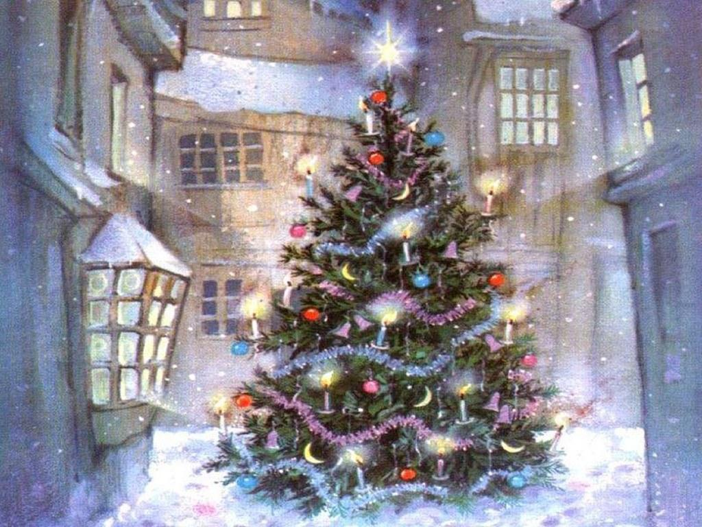 """Platani di Natale"", poesia di Gianni Rodari"