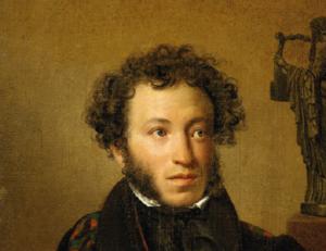 Aleksandr Sergeevič Puškin - Portrait by Orest Adamovich Kiprensky - 1826