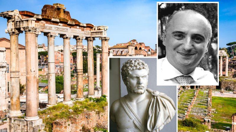 """""""Caracalla"""" di Alessandro Galimberti: la vita dell'Imperatore attraverso l'analisi critica delle fonti storiche"""