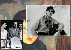 Amedeo Modigliani - Ritratto di Maria considerato falso - Studenti falsari delle tre teste