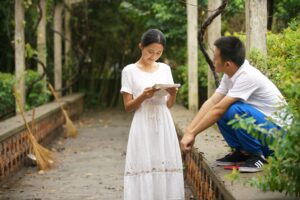 An Insignificant Affair di Ning Yuanyuan