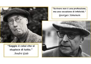 André Gide - Georges Simenon