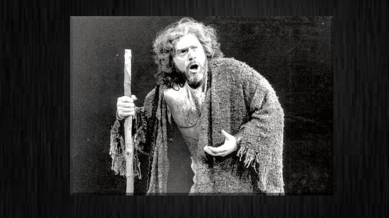 Anthony Rolfe Johnson: da farm manager ad uno dei maggiori tenori inglesi del Novecento