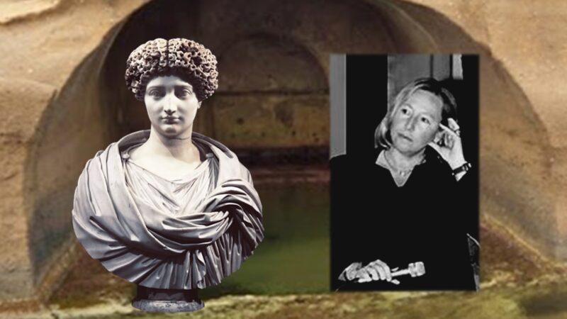 """""""La pedina di vetro"""" di Antonella Tavassi La Greca: la biografia di Giulia, figlia dell'imperatore Augusto"""