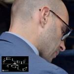 """Selfie & Told: Antonio Jr Ruggiero racconta il suo libro """"Controvuoto"""""""