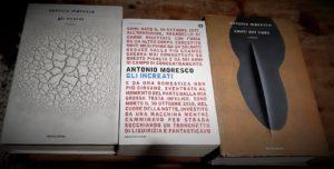 Antonio Moresco - Trilogia Giochi dell'eternità