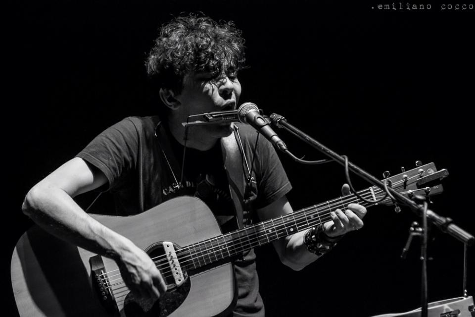 """Appino presenta il suo nuovo album """"Il Testamento"""" al Teatro La Vetreria di Cagliari"""
