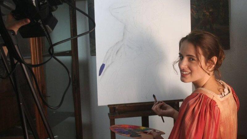 """""""Artemisia Gentileschi. Pittrice guerriera"""" docufilm di Jordan River: una donna oltre le convenzioni dell'epoca"""