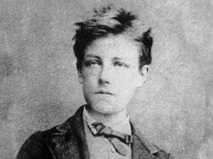 Arthur Rimbaud in una foto di Étienne Carjat - dicembre 1871