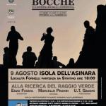 """Alla ricerca del raggio verde nel parco nazionale dell'Isola dell'Asinara per """"Tramonti di Musica"""", 9 agosto"""