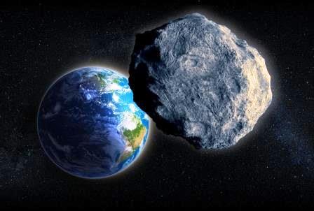 31 maggio: l'asteroide 1998 QE2 in arrivo sulla Terra alle 22.59