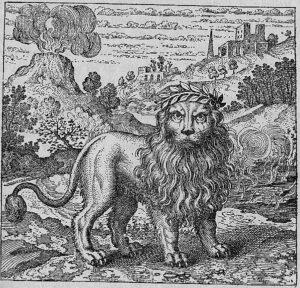 Atalanta Fugiens - Emblema XXXVII