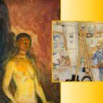 Edvard Munch e James Ensor: il pre-espressionismo ed il dominio della morte