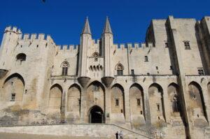 Avignone - Photo by Storia-riferimenti