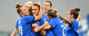 Azzurre - Mondiale di calcio 2019