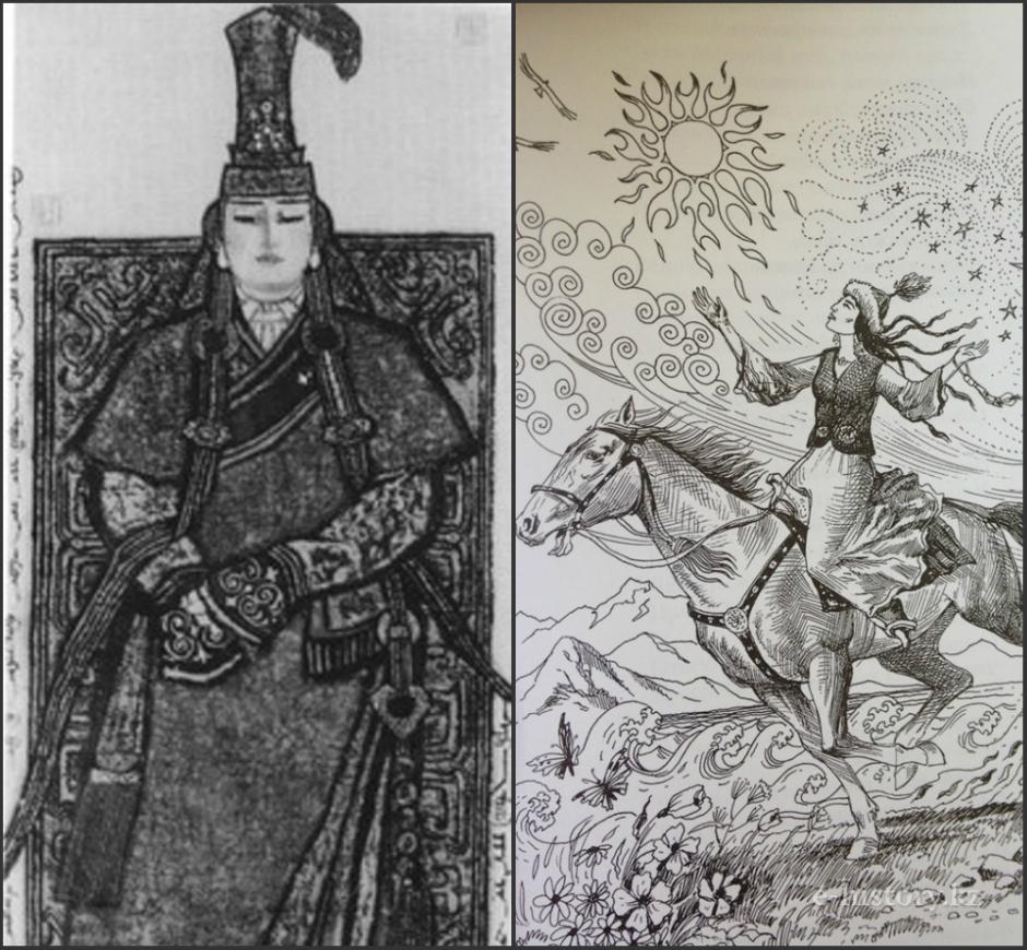 Life After Death: l'intervista a Börte Ujin, la moglie dell'imperatore Gengis Khan