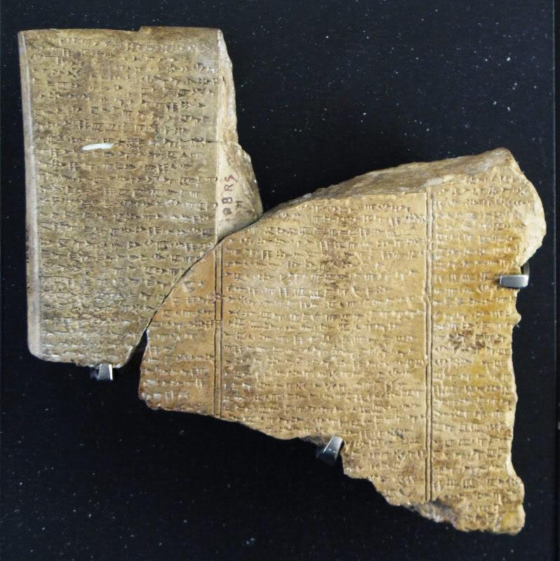 Due decapitazioni ed una crocifissione nella storia della dinastia prima di Gesù