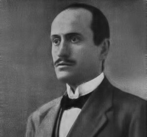Benito Mussolini direttore dell'Avanti! (1912-1914)