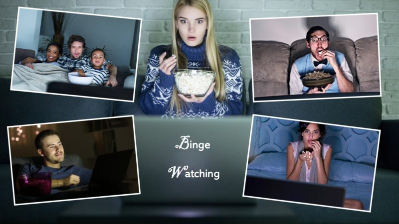 Benvenuti nell'era del binge watching