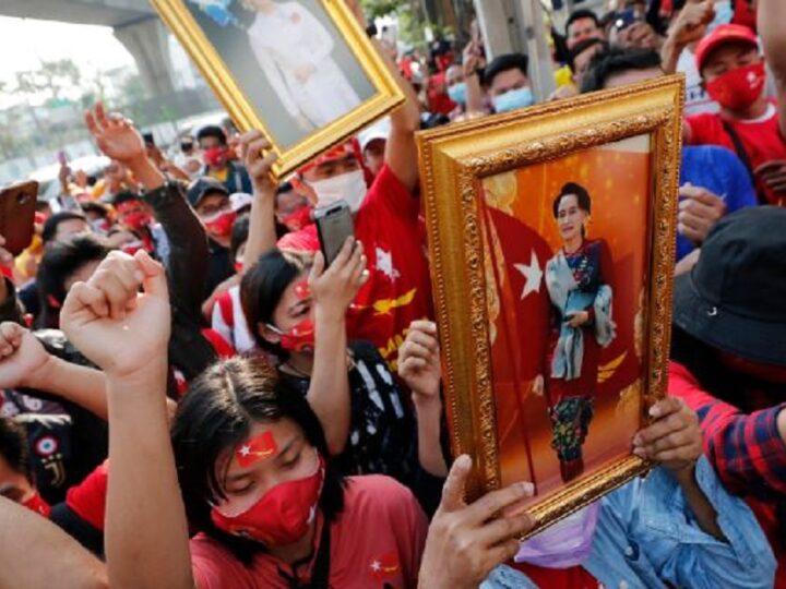 Manifesto a sostegno degli intellettuali birmani