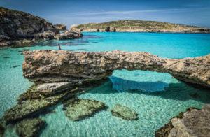 Blue Lagoon - Isola di Comino
